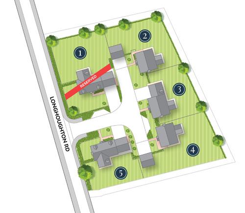 Carter Dene Site Plan