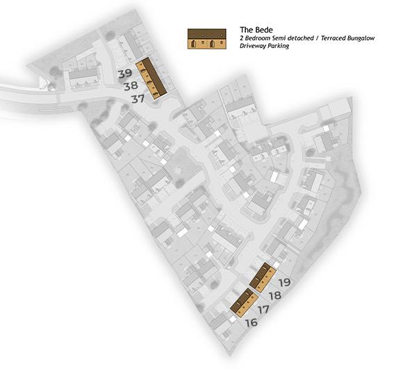 Bede Site Plan