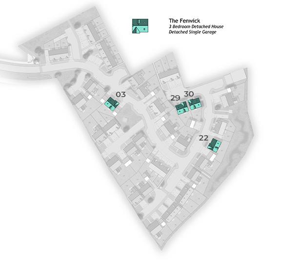 Fenwick Site Plan